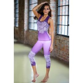 Purple Fantasy Capri -...