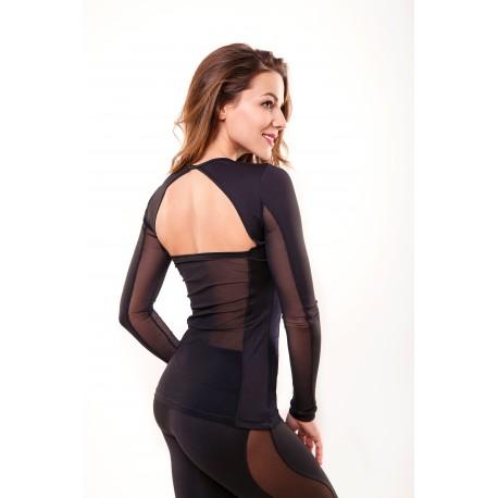 Amanda Sarpe maneca lunga