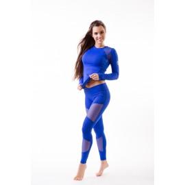 Tina Leggings albastru regal