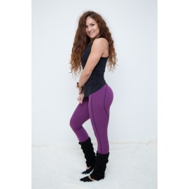 Basic Warm leggings mov