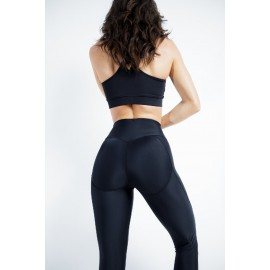 Leggings Tanga Apple negru